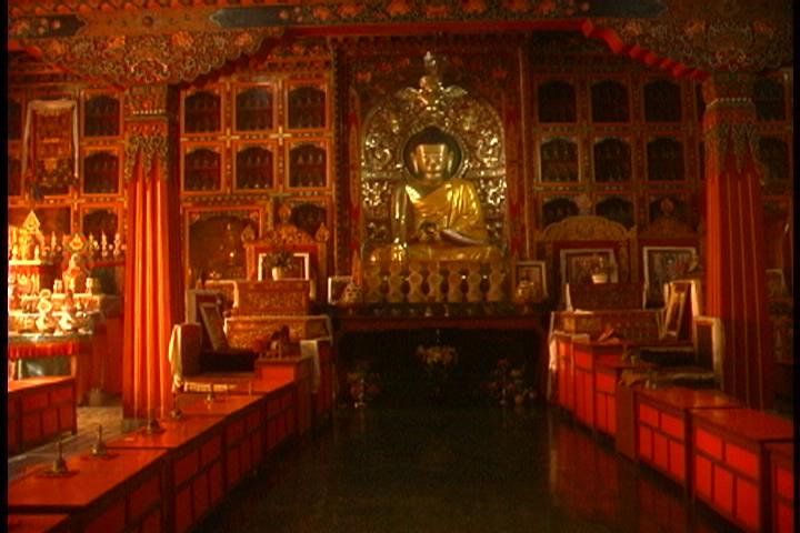 Monestary Bhudda