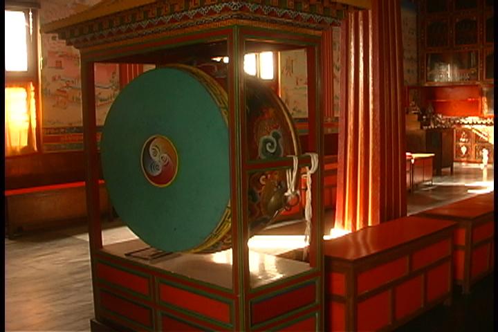 Monestary Drum