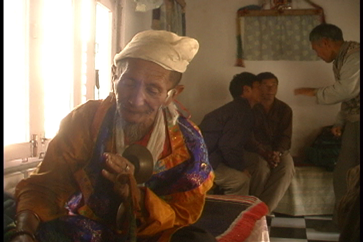 Wangchuk End Ceremony