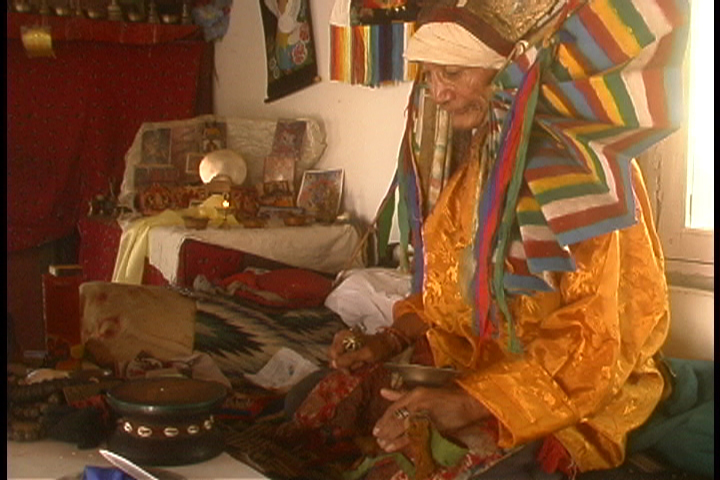 Wangchuk Rice Divination