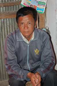 Magar shaman